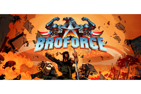 Save 33% on Broforce on Steam