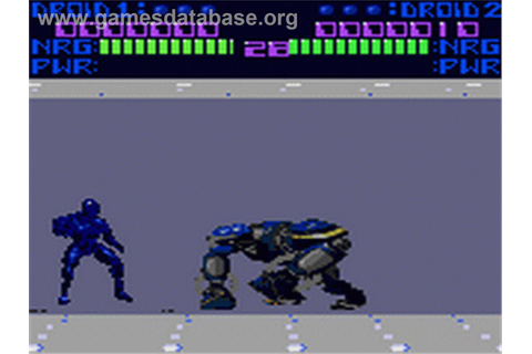Rise of the Robots - Sega Game Gear - Games Database
