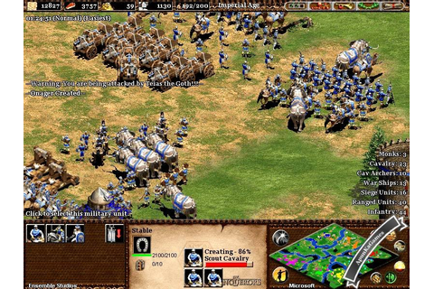 Free Download Game Age Of Empires 2 Full Version