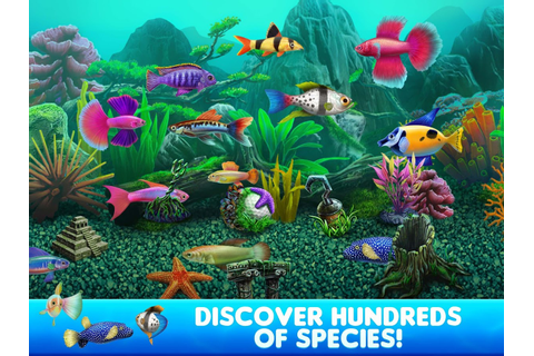 Fish Tycoon 2 Virtual Aquarium - Android Apps on Google Play