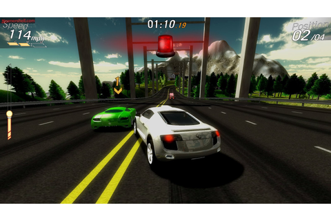 Crazy Cars: Hit the Road - Full Version Games Download ...