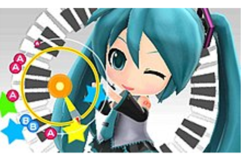 Hatsune Miku and Future Stars: Project Mirai - Wikipedia