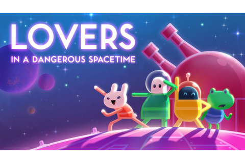 Lovers in a Dangerous Spacetime Hitting Nintendo Switch on ...