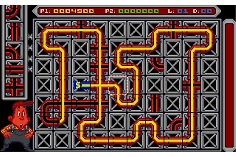 Pipe Mania Game Download