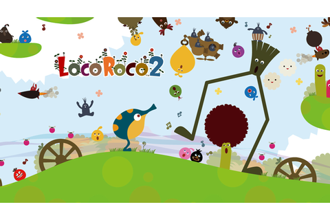 LocoRoco 2 Remastered Game | PS4 - PlayStation