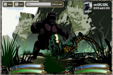 King Kong: The Battle for Skull Island game has just ...