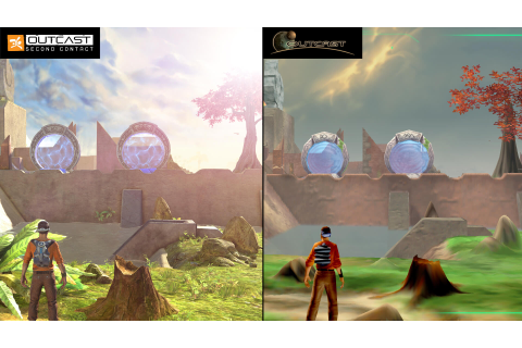 OUTCAST - Second Contact Begins Its Gameplay Series With ...