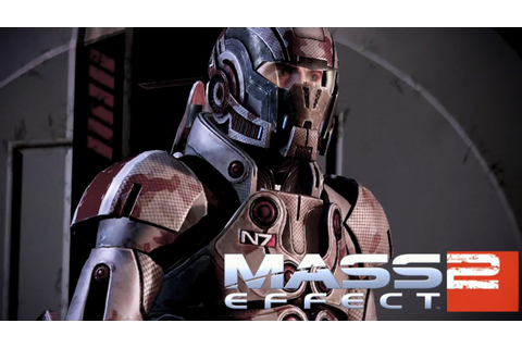 Mass Effect 2: Arrival DLC All Cutscenes (Games Movie ...