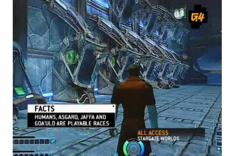 Stargate Worlds MMO Game Preview - YouTube