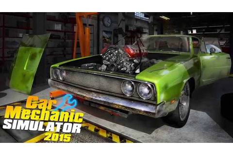 Car Mechanic Simulator 2015 Review - Invision Game Community