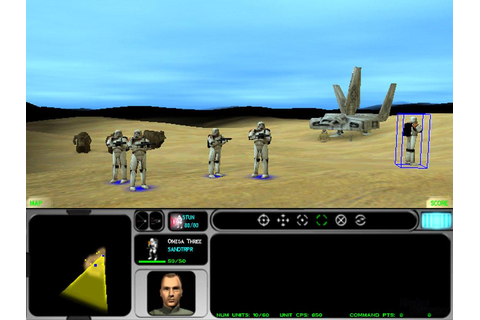 Play Star Wars: Force Commander on your modern PC
