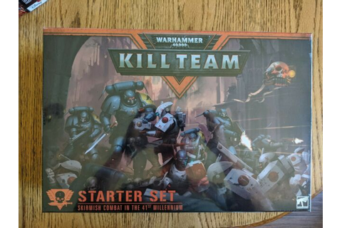 Warhammer 40,000: Kill Team Core Game Starter Set NEW ...
