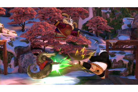 Kung Fu Panda: Showdown of Legendary Legends (PS4 ...