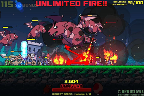 Indie rampage game Dragon Rage on Sale on Steam Until ...
