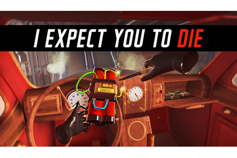 I Expect You To Die Free Download « IGGGAMES