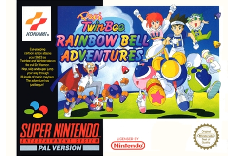 Pop'n TwinBee: Rainbow Bell Adventures - Wikipedia
