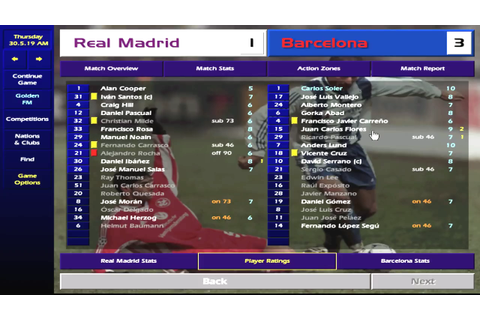 Championship Manager: Season 99/00 Download Game ...