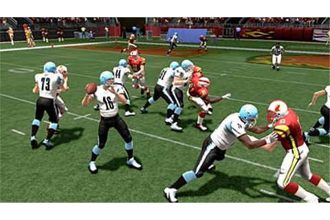 All-Pro Football 2K8 Review for PlayStation 3