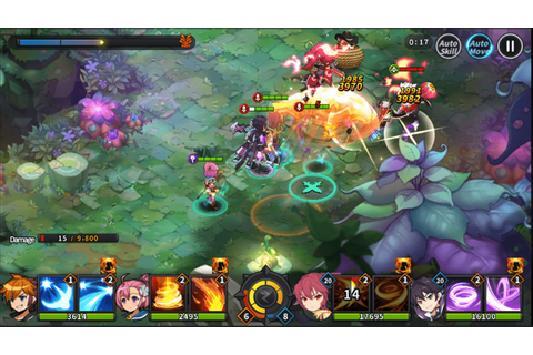 Download GrandChase on PC with BlueStacks