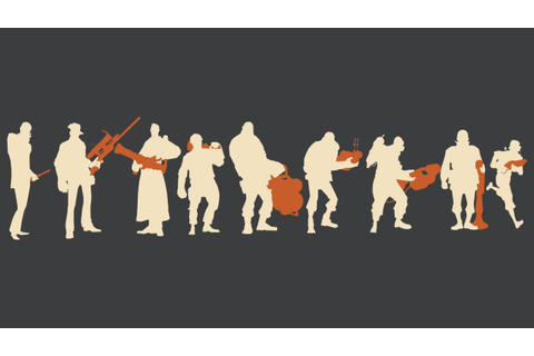 video Games, Team Fortress 2, Minimalism Wallpapers HD ...