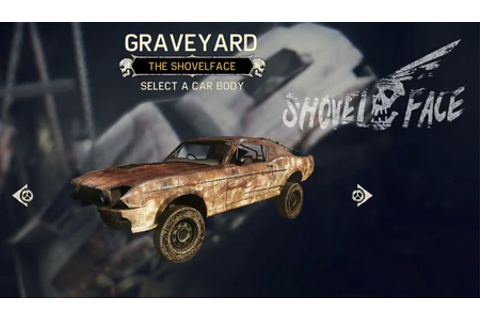 Shovelface - Official Mad Max Wiki
