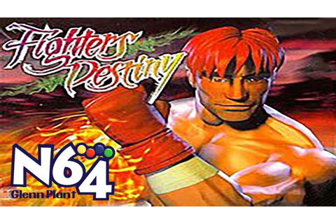 Fighters Destiny - Nintendo 64 Review - HD - YouTube