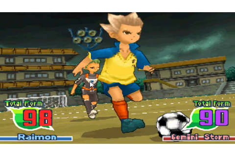 Inazuma Eleven 2 FireStorm Episode 3: Over Powered - YouTube