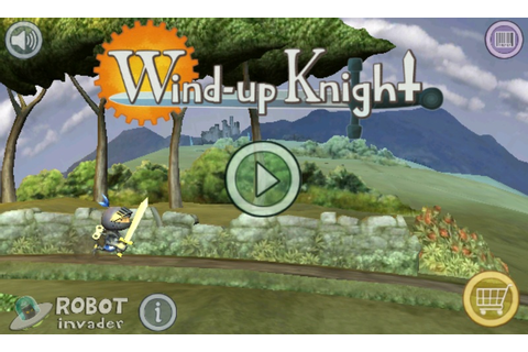 Wind-up Knight Game Review - Android Update