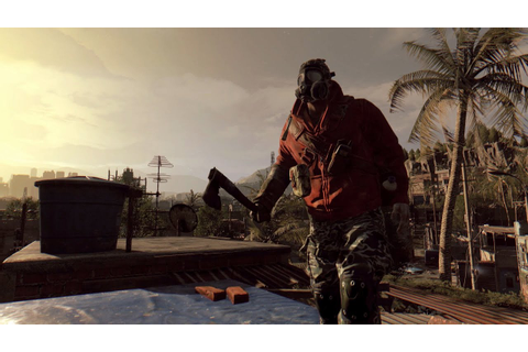 Dying Light Gamescom Trailer Showcases 4-Player Co-Op ...