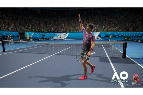 AO International Tennis Review - PS4