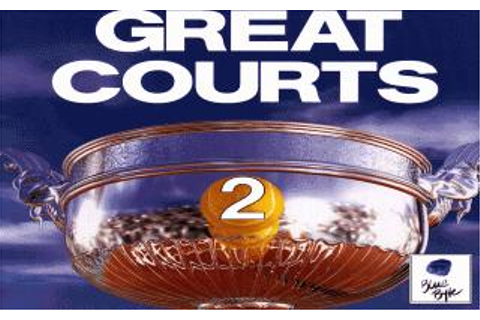 Great Courts 2 Download (1991 Sports Game)