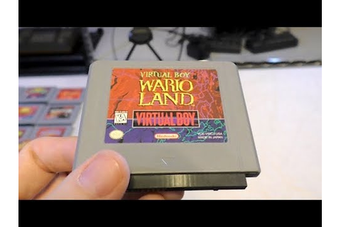 Review & Rating: Wario Land: Virtual Boy - YouTube