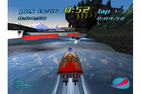 Rapid Racer (PS) review [PlayStation; PSone]