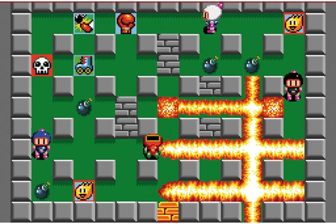 play Bomberman online free without downloading, play ...