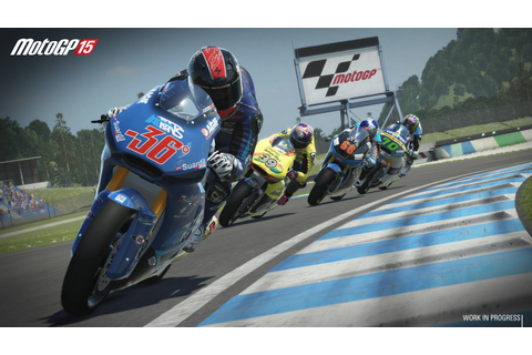 MotoGP 15 - Full Version Games Download - PcGameFreeTop