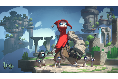 Hob Review - A Wonderful Surprise from Runic Games
