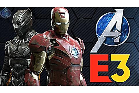 Marvel's Avengers Game - OFFICIAL REVEAL CONFIRMED FOR E3 ...