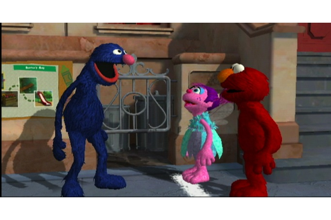 Sesame Street: Ready, Set, Grover! Video Game Features ...