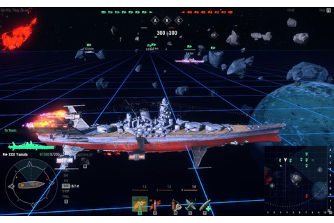 'Space Battleship Yamato' invades World of Warships ...
