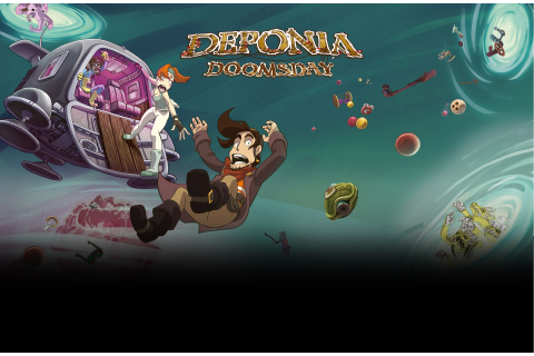 Buy Deponia Doomsday on GAMESLOAD