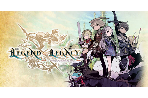 Confira as boas notas que o game The Legend of Legacy vem ...