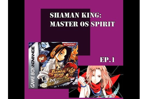 Shaman King: Master of spirits Ep.1 !!! (Rus) - YouTube