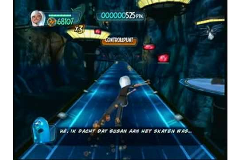 Monsters VS Aliens: The Video Game - First Level Gameplay ...