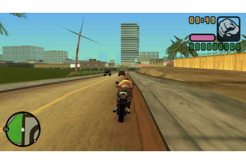 Grand Theft Auto: Vice City Stories - Lutris