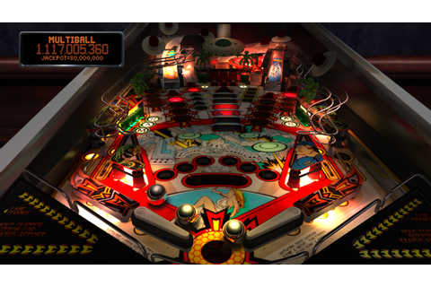 Pinball Arcade on PS4 | Official PlayStation™Store US