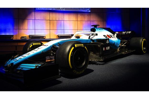 Formula 1: Williams launch new colour scheme as team ...