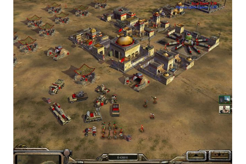 Command & Conquer: Generals Review - GameRevolution