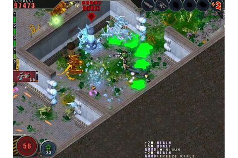 Alien shooter - PC Games IDWS Link | Blogindo