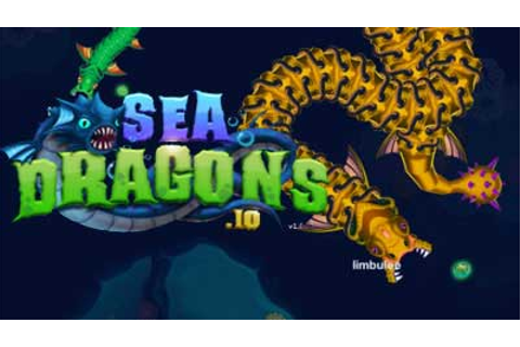 Sea Dragons io game - play seadragons.io on Fight-io.com