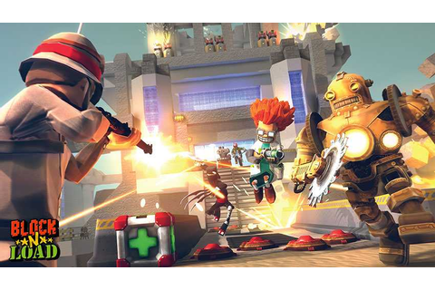 Block N Load Download Free Full Game | Speed-New
